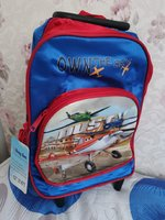 Used Kids bagpack trolley school bag in Dubai, UAE