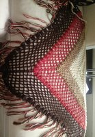 Beautiful woollen shawl