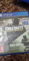Used Call of duty and infinite warfare ps4 in Dubai, UAE