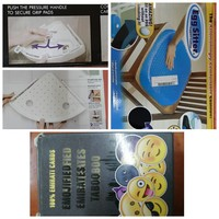 Used Support cushion + snapup shelf + cards in Dubai, UAE