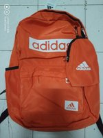 Used Bagpack Orange Promo!! in Dubai, UAE