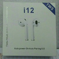 Used i12 wireless headphones in Dubai, UAE
