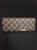 Used Wallet LV Blue in Dubai, UAE