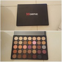 Used Morphe eye shadow palette in Dubai, UAE