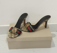 Used Authentic Gucci sandals in Dubai, UAE