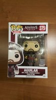 Assassins Creed Aguilar Funko Pop Figure