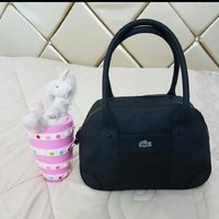 Used Authentic Lacoste Hand Bag. in Dubai, UAE