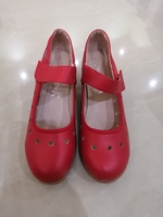 Used Leather shoes new, size 38 in Dubai, UAE