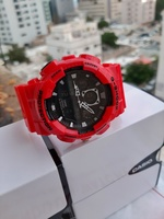 Used ️ CASIO G-Shock Dual Time Watch< BOX✅ in Dubai, UAE