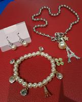 Used New Jewelry. 3 Items. With Tags. in Dubai, UAE