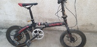 Used Working Boys bicycle in Dubai, UAE