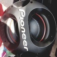 Used Car audio system pioneer 760W Amplifier in Dubai, UAE