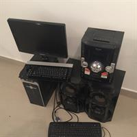 Used One Used Pc And One Used Speaker  in Dubai, UAE