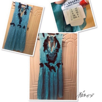 Used Di Alberta Ferrite Dress Small  👗💙 in Dubai, UAE