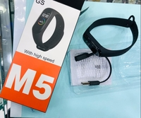 Used M5 smart fitness band in Dubai, UAE
