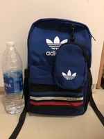 Used Adidas Bag Pack Blue in Dubai, UAE
