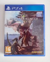 Used Monster Hunter World - PS4 in Dubai, UAE
