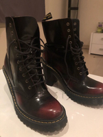Used DR.MARTENS KENDRA CHERRY RED LIKE NEW in Dubai, UAE