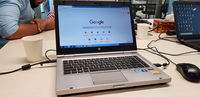 Used HP laptop - Elitebook 8460P in Dubai, UAE