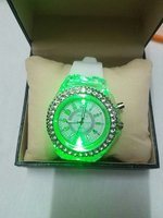 Used Led flash luminous watch watch 1piece in Dubai, UAE