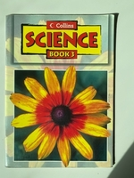 Used Collins Science book 3 textbook  in Dubai, UAE