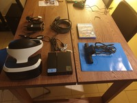 Used Ps VR Headset + Camera in Dubai, UAE