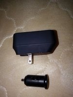 Used 3USB travel adapter and Sony car adapter in Dubai, UAE