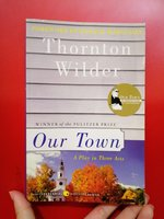 "Used Book entitled ""our town"" in Dubai, UAE"