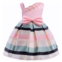 Used Patpat Flower Prom Dress Size 4-5 years  in Dubai, UAE
