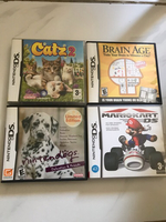 Used nintendo ds games in Dubai, UAE