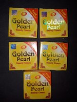 Golden pearl beauty cream (5 piece)