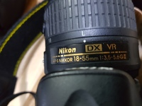 Used NIKON D5200 CAMERA WITH 18-55MM VR LENSE in Dubai, UAE