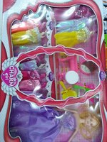 Used Barbie doll playing set in Dubai, UAE