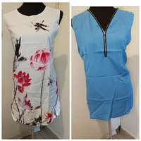 Used Dress and blouse for her size XXL in Dubai, UAE