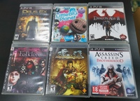 Used Sony PlayStation 3 Games Collection in Dubai, UAE