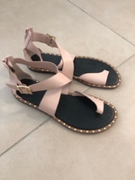 Used Charles&Keith sandals never worn in Dubai, UAE