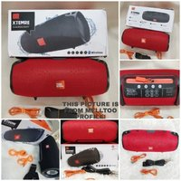 Used XTERM JBL SPEAKERS RED BESTT in Dubai, UAE
