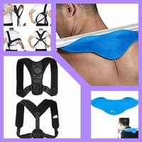 Used POSTURE CORRECTOR + SQUAT SHOULDER PAD in Dubai, UAE