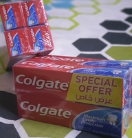 Colgate protection Caries 8 pieces