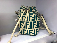 Used Fendi small bucket bag Mon Tresor (copy) in Dubai, UAE