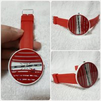 Used Brand new red QUARTZ watch for lady. in Dubai, UAE