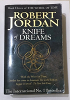 Used Knife of Dreams - Robert Jordan  in Dubai, UAE