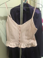 Forever21 Baby Pink Top