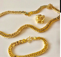 Dragon Gold Plated Jewelry