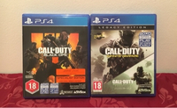 Used 2 Call of Duty Games [PS4]  in Dubai, UAE