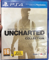 Used Uncharted Collection PS4 Game in Dubai, UAE