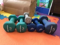 Used Dumb bells in Dubai, UAE