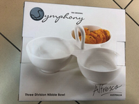 Used Original Symphony three division bowl in Dubai, UAE