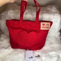 Used Love Moschino Tote Bag BNEW in Dubai, UAE