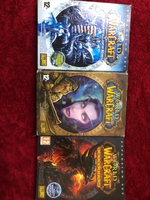 Used WarCraft pc game all in 90 in Dubai, UAE